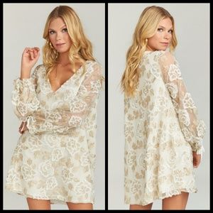 SHOW ME YOUR MUMU Webster Mini Dress